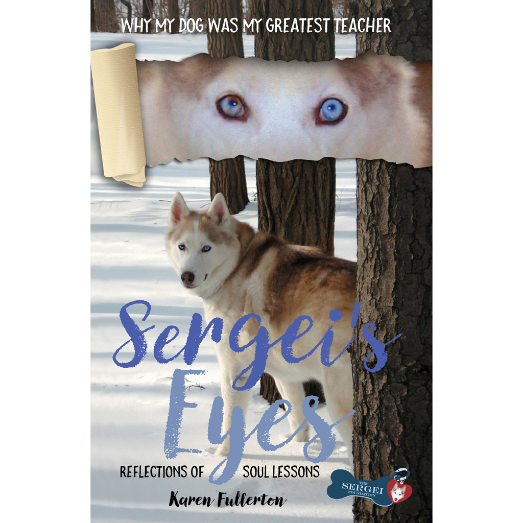 Sergei's Eyes Book Cover